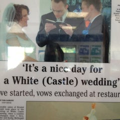 Photo taken at White Castle by Spiffy H. on 9/6/2012