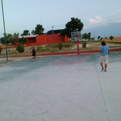 Photo taken at Unidad deportiva by Jaime S. on 7/18/2012
