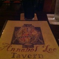 Photo taken at Annabel Lee Tavern by Alexander P. on 2/16/2012