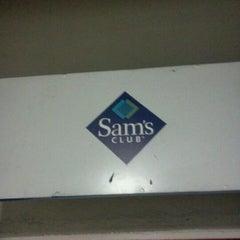 Photo taken at Sam's Club by Venicio N. on 7/23/2012