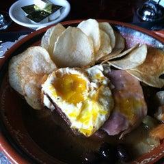 Photo taken at Vinhus Restaurant Lounge by Nicole P. on 4/11/2012