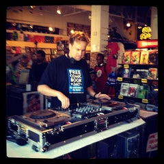 Photo taken at Golden Apple Comics by Thirsty J. on 5/5/2012