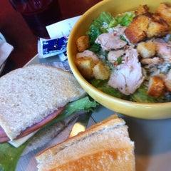 Photo taken at Panera Bread by Autumn F. on 8/15/2012