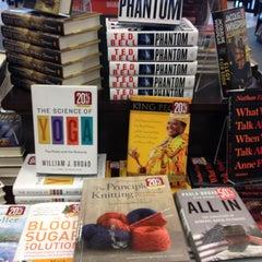 Photo taken at Barnes & Noble by Aisha Henderson on 4/2/2012