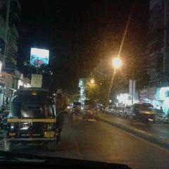 Photo taken at Lokhandwala Market by Parth K. on 6/11/2012