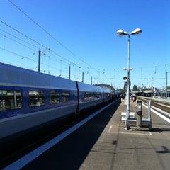 Photo taken at Gare SNCF de Nantes by 🇫🇷 Julien S. on 9/8/2012