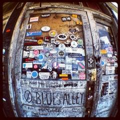 Photo taken at Ground Zero Blues Club by Victoria B. on 9/2/2012