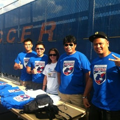 Photo taken at Bean Stadium by dSource G. on 8/11/2012