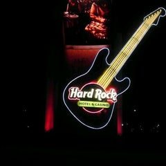 Photo taken at Hard Rock Hotel & Casino by Brad H. on 3/8/2012