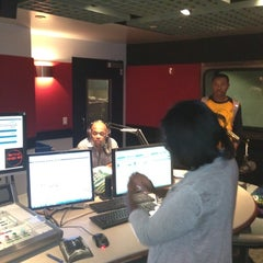 Photo taken at WBLS-FM 107.5 by Lynn D. on 8/17/2012