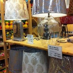 Photo taken at World Market by Heidi H. on 8/1/2012