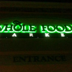 Photo taken at Whole Foods Market by KL on 8/20/2012
