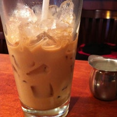 Photo taken at Curly's Coffee Shop by Tim G. on 4/22/2012