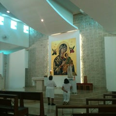 Photo taken at Igreja São Raimundo by Marcos R. on 5/13/2012