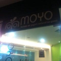 Photo taken at Moyo by Ferni R. on 8/8/2012