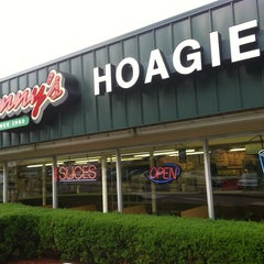 Photo taken at Danny's Pizza & Hoagies by Sean M. on 5/14/2012