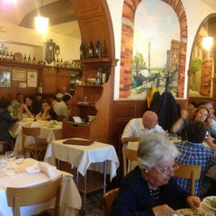 Photo taken at Trattoria Perilli by Thatcher on 5/13/2012