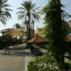 Photo taken at Lake Elsinore Outlets by Steve B. on 8/4/2012