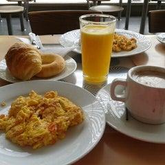 Photo taken at San Blas Cuisine Café by Gina B. on 8/13/2012