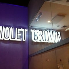 Photo taken at Violet Crown Cinema by Marta T. on 8/18/2012