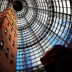 Photo taken at Melbourne Central by A Kittisak on 5/22/2012