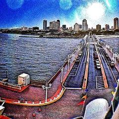 Photo taken at St. Petersburg Pier by John G. on 8/28/2012