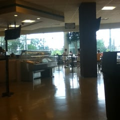 Photo taken at Student Center by Shaimaa F. on 6/21/2012