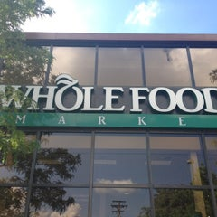 Photo taken at Whole Foods Market by Rebecca P. on 5/8/2012