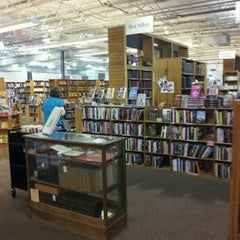 Photo taken at Half Price Books by Kevin D. on 7/9/2012