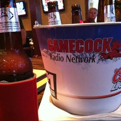 Photo taken at Kickin' Chicken West Ashley by Kayla M. on 8/30/2012