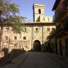 Photo taken at abbazia san salvatore by Francesco G. on 9/10/2012