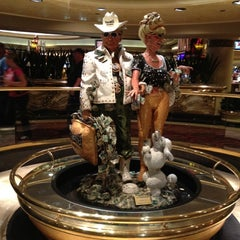 Photo taken at Harrah's Hotel & Casino by Jessica K. on 3/11/2012