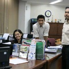 Photo taken at PT. Bank Rakyat Indonesia (Persero) Tbk. by Alek P. on 2/7/2012