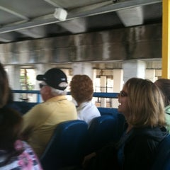 Photo taken at DivaDuck Amphibious Tours by Tori A. on 4/6/2012