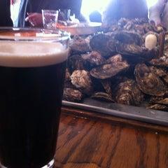 Photo taken at Matunuck Oyster Bar by Gordon P. on 2/19/2012