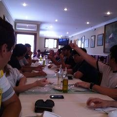 Photo taken at L'osteria do Nonno Amerigo by Anderson N. on 4/20/2012