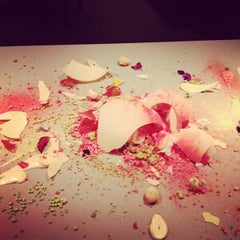 Photo taken at Alinea by arielle h. on 7/27/2012