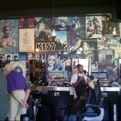 Photo taken at Floyd's 99 Barbershop by Brian H. on 7/2/2012