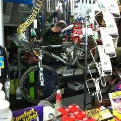Photo taken at AllSpeed Cyclery and Snow by Jay M. on 5/11/2012