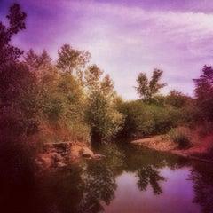 Photo taken at Frick Park by John M. on 6/17/2012
