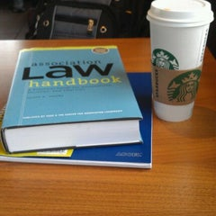 Photo taken at Starbucks by Lowell on 2/11/2012