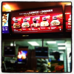Photo taken at McDonald's by Nadz N on 3/22/2012