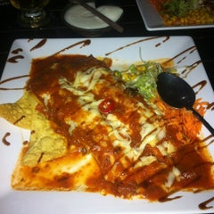 Photo taken at Me Gusta Sabor Mexicano by Liderico N. on 8/20/2012
