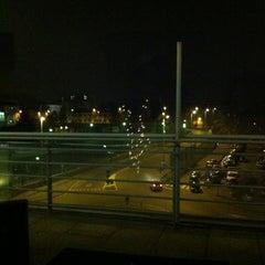 Photo taken at Lounge Binario 7 by Emanuel M. on 3/24/2012