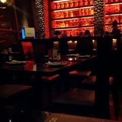 Photo taken at Bravo Restobar by Alejandro V. on 4/21/2012
