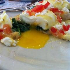 Photo taken at Sunny Street Cafe by Jennifer F. on 7/16/2012