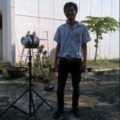 Photo taken at Pusat Teknologi Akseletaror dan Proses Bahan BATAN by deni a. on 5/29/2012