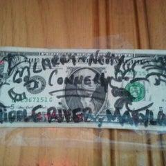 Photo taken at Cork Bar by Lynnette C. on 5/6/2012