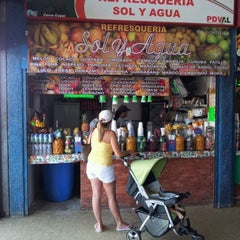 Photo taken at Mercado Municipal de Conejeros by Elvis P. on 7/19/2012