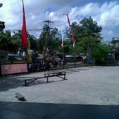 Photo taken at Tony's Skatepark by tamottt on 6/26/2012